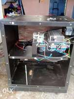 Portable Ups system to swop for whu