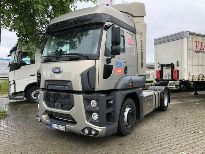 Ford cargo 1848t - 2017