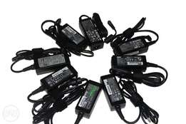 Laptop chargers/adapters