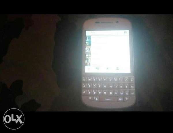 Q10 16G rom,100% OK,faultless 10.4.3 OS. Android + BlackBerry app work Abeokuta South - image 1