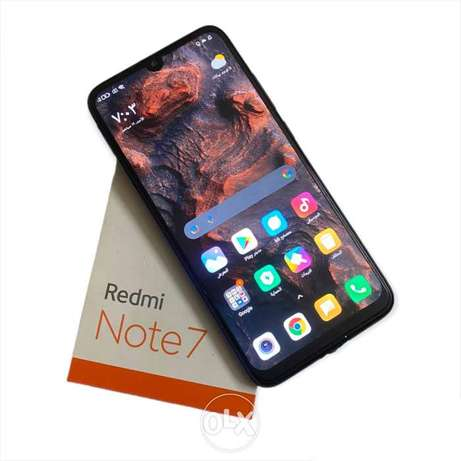 Xiaomi Redme Note 7 /شاومي ريدمي نوت 7