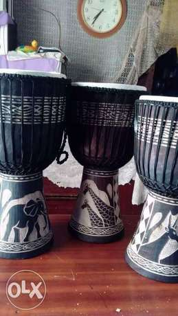 Professional African authentic djembe drums 4 sale Lenana - image 3