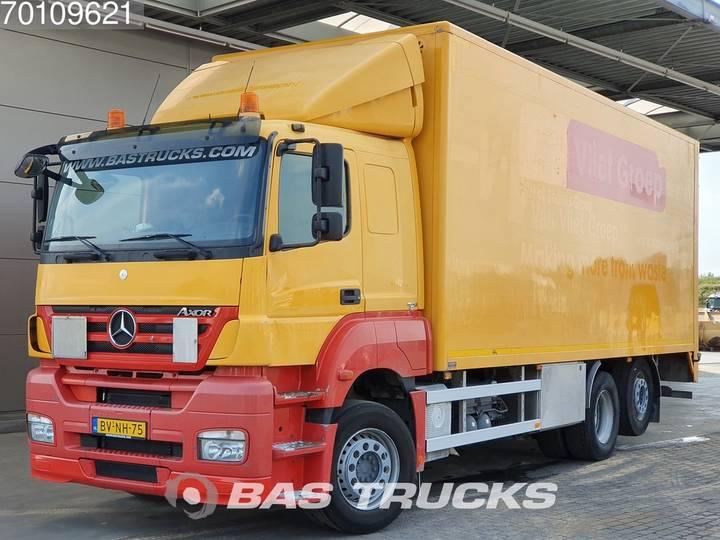 Mercedes-Benz 2536 L 6X2 NL-Truck Ladebordwand Liftachse - 2008