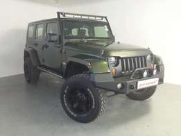 Jeep Wrangler Sahara Unlimited 3.8L V6
