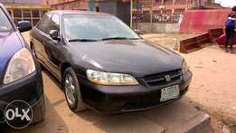 Clean Registered Honda Accord baby boy V6 99