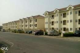 A tastefully finished 4bedroom terrace duplex with 1rooms BQ