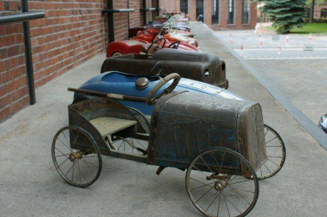 Andere Pedal Cars Ca. 18x VORHANDEN Pedal Cars Ca. 18x