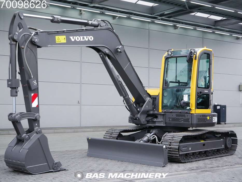Volvo ECR88 New unused - A/C - 2018