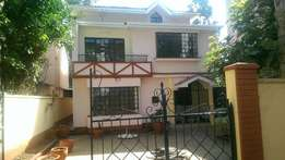 5 Bedroom Town house + DSQ along Brookside Drive in Westlands area