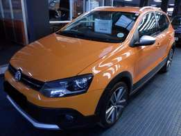 2013 Vw Cross Polo 1.6TDi M/T
