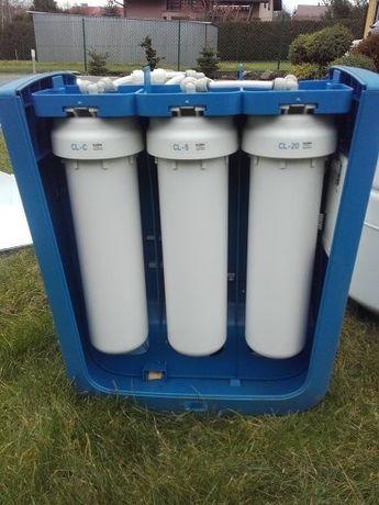 Świeże System uzdatniania wody Filtr, CLEONE, KUNA SYSTEM Goleszów • OLX.pl ED11