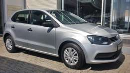 2016 Vw Polo 1.2Tsi Trendline Manual