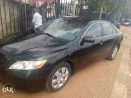 US Used Toyota Camry (2008) Black Color