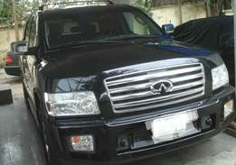 Perfect 2005 Infinity Qx56 for grab