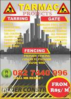 Tarring Gates and Fencing