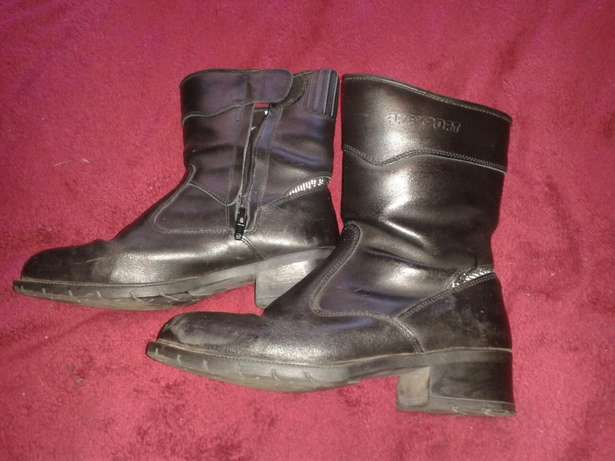 Ladies motorcycle boots Centurion - image 1