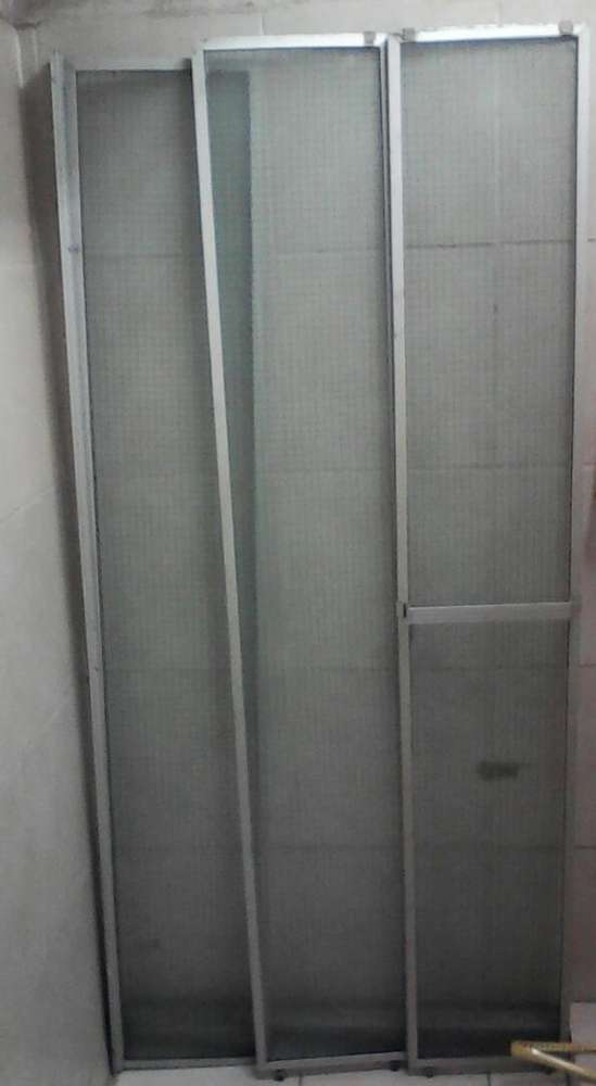 Aluminium Glass Sliding Shower Doors