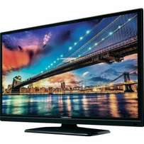 "Sinotec 40"" led tv + remote -boxed"