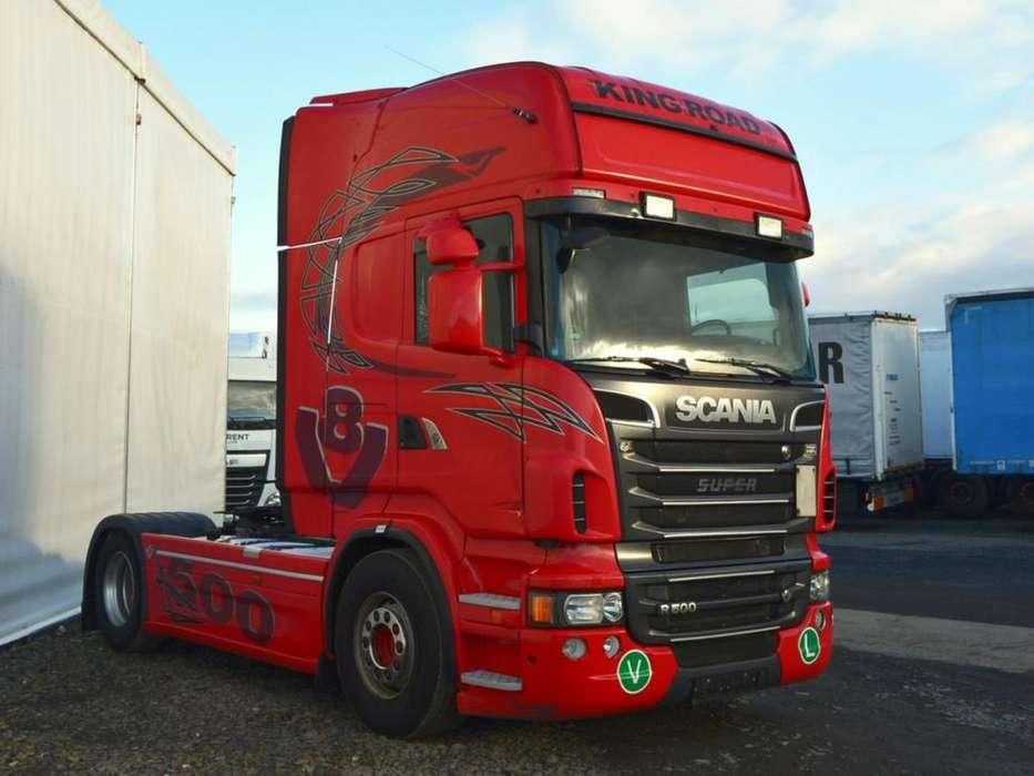 Scania R 500 V8 Hydraulika, Retarder - 2012 - image 3