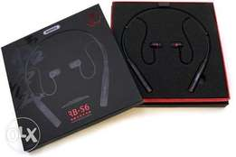Ahube Store: AREMAX RB-S6 Neckband Bluetooth Earphone | Black