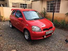 2 door Toyota Yaris