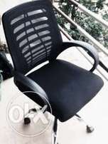 Custom Made Exotic Office Mesh Chair (New)