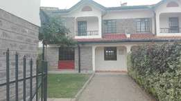 Rongai near maasai lodge 3 bed room town house for sale