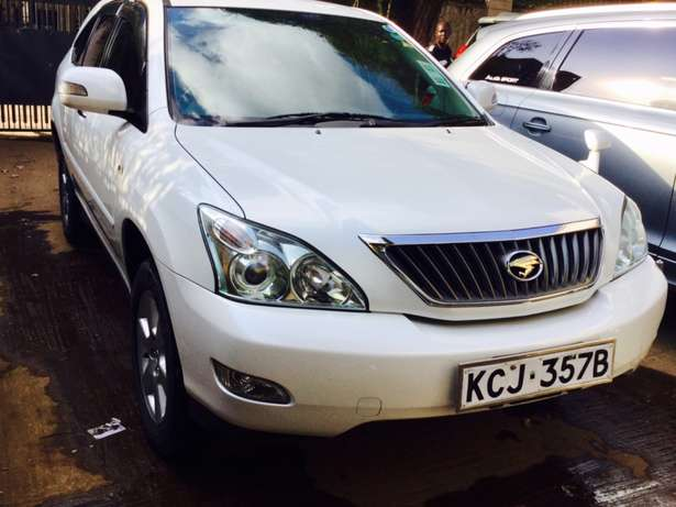 toyota harrier 2010 just arrived 2,650,000/= ONLY KCJ LOADED Highridge - image 6