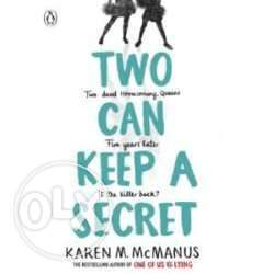 two can keep a secret وسط القاهرة -  1