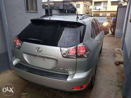 Super clean 2007 model lexus rx 350 for sale