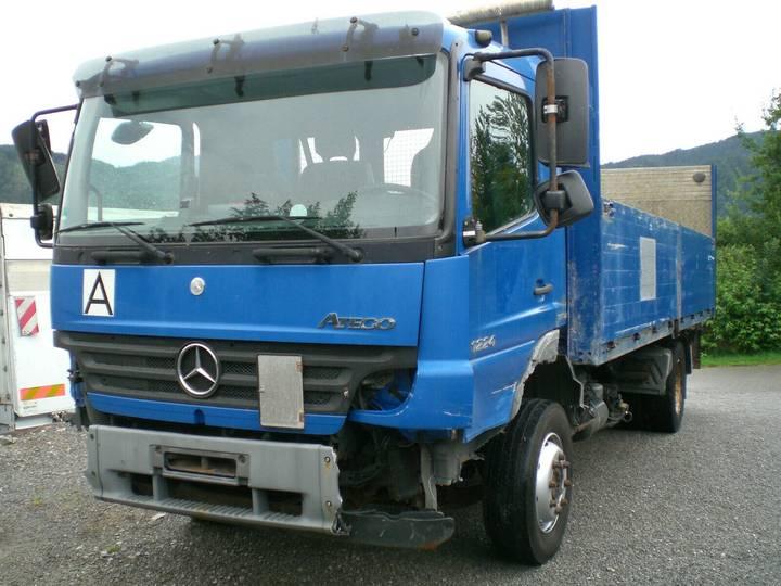 Mercedes-Benz 1224 L Atego Ladebordwand 1,5 t Seilwinde - 2008