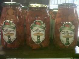 Chilleens Bishops Crown Peppers