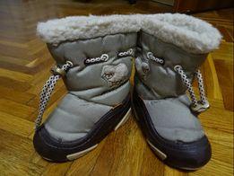 Продам зимове дитяче взуття (черевички) DEMAR 22-23 розмір dcca0a33a6bcc