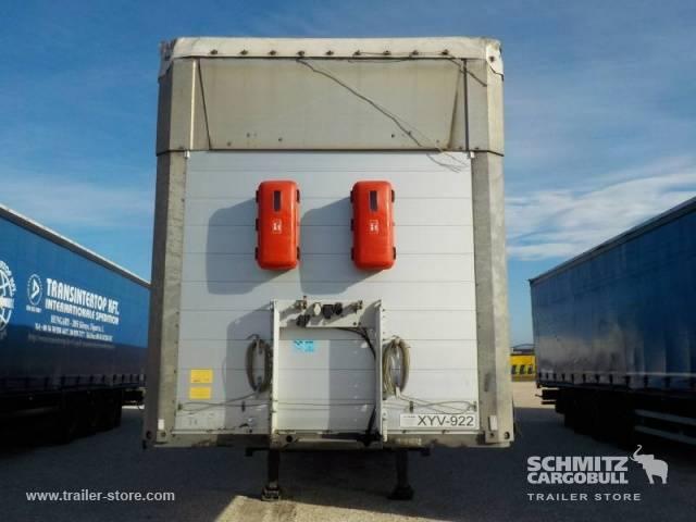 Schmitz Cargobull Tolóponyva tekercs - 2012 - image 9
