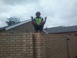 KhulumsenzaConstruction offers the following services