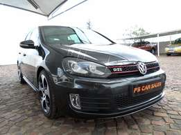 2012 VW Golf 6 GTI DSG full service history and a sunroof
