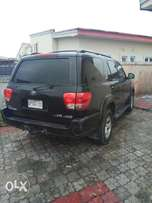 Registered 2007 Toyota Sequoia SR5 4WD Leather