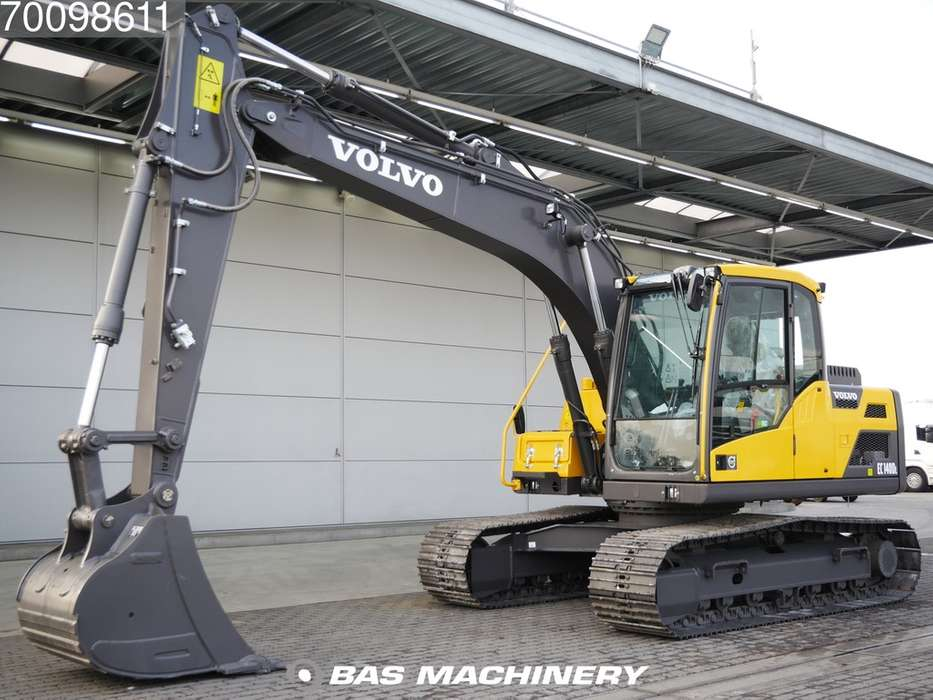 Volvo EC140DL New unused 2018 machine - 2018