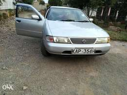 Lady owner selling Clean Nissan B14