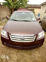 Super Clean Tokunbo 2006 Limited Edition Toyota Avalon