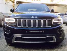Jeep 2015 Fully Loaded Diesel Premium Limited Addition 6,200,000/=