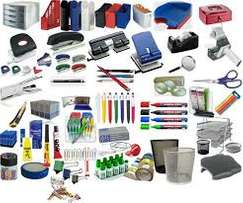 general office stationeries