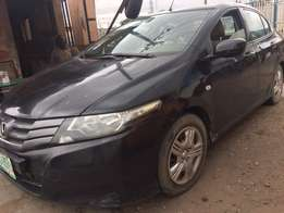 Clean registered honda city