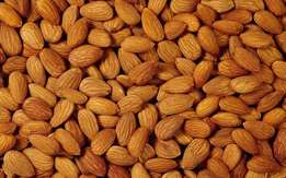 Quality Almond Nuts / Raw Natural Almond Nuts / Organic Bitter Almond
