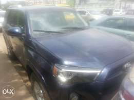 Tincan cleared tokunbo toyota 4runner 014