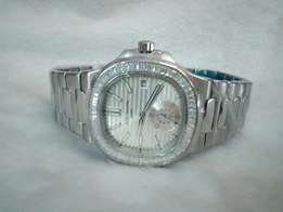 Iced Patek Philippe Automatic