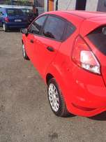 Ford Fiesta 2015 Model with 4 Doors, Factory A/C and C/D Player