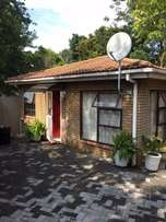 Wendywood - Immaculate 2 bedroom cottage available R10000
