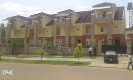 Sharp 4 Units of 5Bed Terrace Duplexes At Katampe Extension N500m,Abj