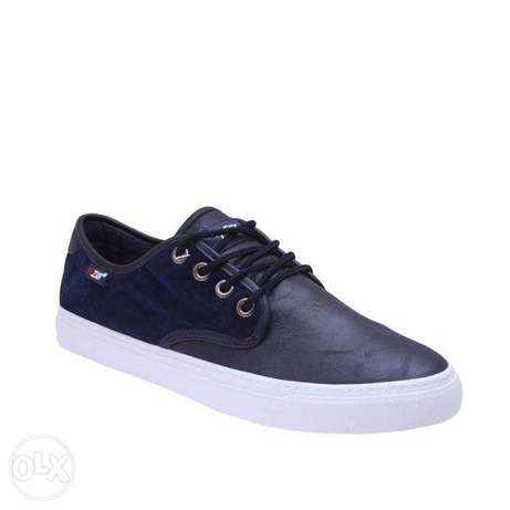 Leather lace up sneakers Ikoyi - image 1